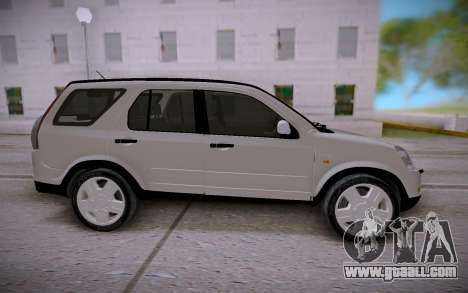 Honda CR-V for GTA San Andreas left view