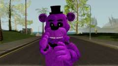 FNaF Purple Freddy for GTA San Andreas