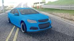 Chevrolet Cruze Sedan for GTA San Andreas
