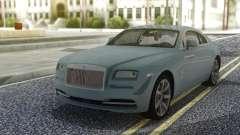 Rolls-Royce Ghost Quality mod for GTA San Andreas