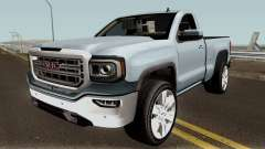 GMC Sierra 2018 Single Cab