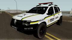 Renault Duster Brasilian Police for GTA San Andreas