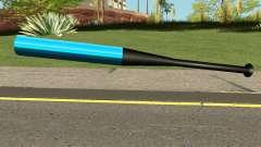 Baseball Bat Blue for GTA San Andreas
