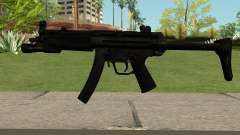 MP5 Black for GTA San Andreas