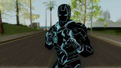 Ironman Mk4 Tron Legacy Armor for GTA San Andreas