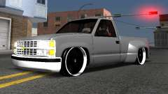 Chevrolet Silverado Low Rider for GTA San Andreas