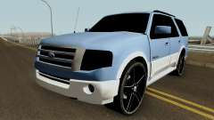 Ford Expedition Urban Rider Styling Kit for GTA San Andreas
