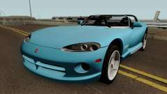 Dodge Viper GTS ACR 1999 for GTA San Andreas
