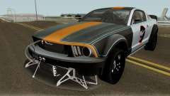 Ford Mustang Hot Wheels 2005