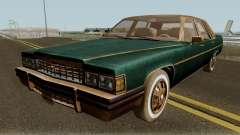 Cadillac Fleetwood Beaten 1985 v1