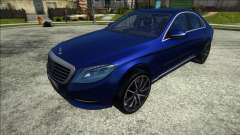 Mercedes-Benz S500 W222 Sedan for GTA San Andreas