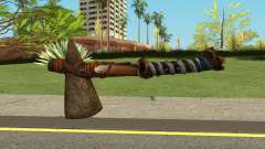 DLC After Hours : Stone Hatchet for GTA San Andreas