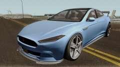 Coil Raiden GTA V for GTA San Andreas