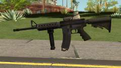 M4 with Eotech for GTA San Andreas