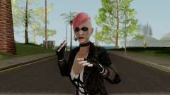 MKx Cassie Cage Punk for GTA San Andreas