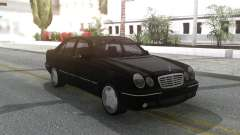 Mercedes-Benz W210 E220 2001 for GTA San Andreas
