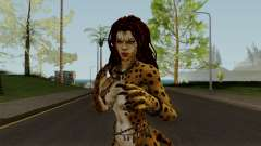 Cheetah From DC Unchained for GTA San Andreas