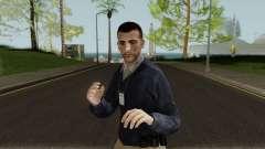 IAA AGENT GTA V for GTA San Andreas