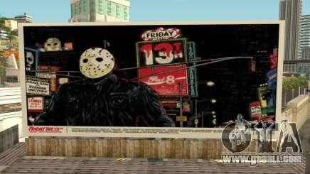 New Billboard (Part 2) for GTA San Andreas