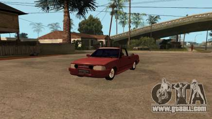 Ford Escort XR3 1992 Cabriolet for GTA San Andreas