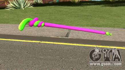 Weapon from Fortnite for GTA San Andreas