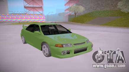 Mitsubishi Lancer Evo 6 Stock for GTA San Andreas