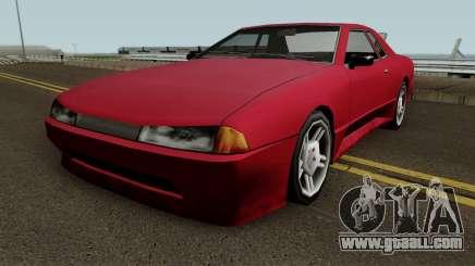 Elegy Hard Drift for GTA San Andreas