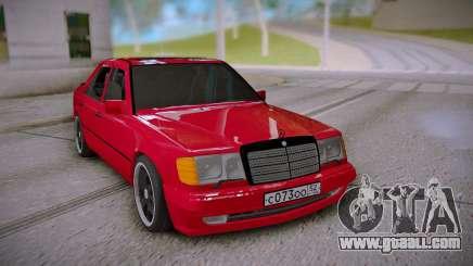 Mercedes-Benz E500 W124 Brabus for GTA San Andreas