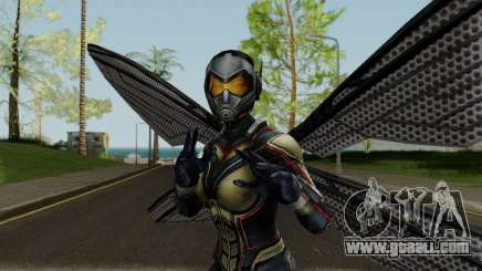 Marvel Future Fight - The Wasp (ATW) for GTA San Andreas