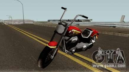 New Freeway IVF for GTA San Andreas