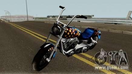 New Wayfarer for GTA San Andreas