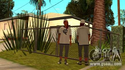 Party 2 Alliance of Families for GTA San Andreas