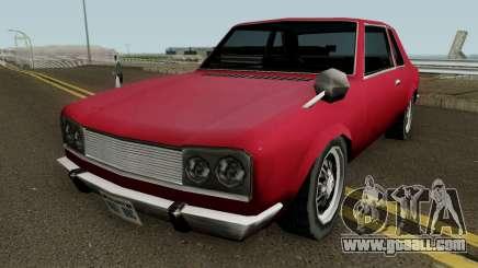 Elegy 1970s for GTA San Andreas