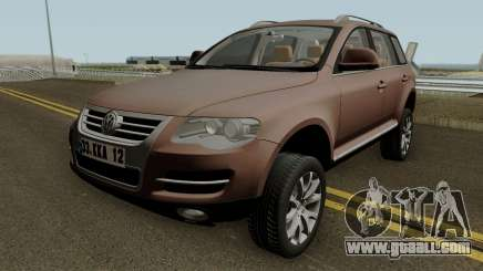 Volkswagen Touareg High Quality for GTA San Andreas