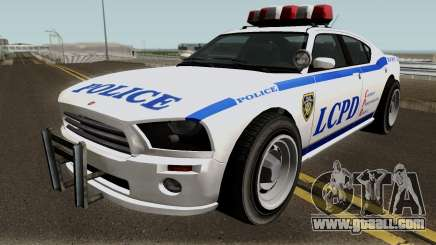 Police Buffalo GTA TBoGT for GTA San Andreas