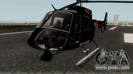 Buckingham News Maverick GTA V for GTA San Andreas