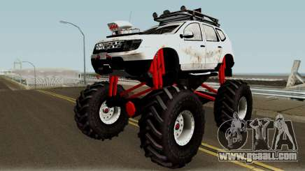 Dacia Monster Duster for GTA San Andreas