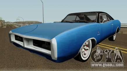 Dodge Charger RT Bullitt Edition (Dukes) 1968 for GTA San Andreas