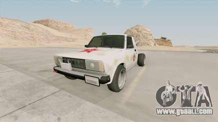 IZH-27175 (VIS-2345) for GTA San Andreas