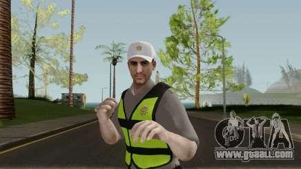 Skin Brigada Militar for GTA San Andreas