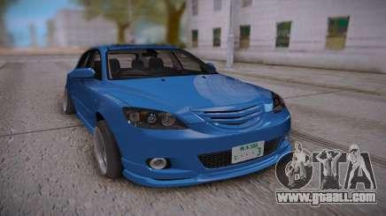 Mazda Axela for GTA San Andreas
