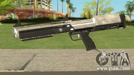 Bullpup Shotgun GTA 5 for GTA San Andreas