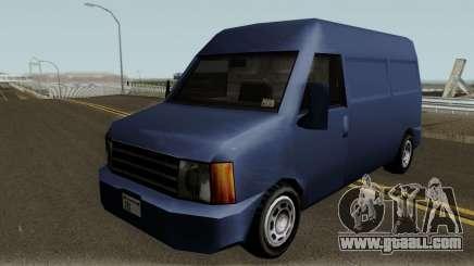 New Rumpo for GTA San Andreas