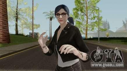 GTA Online Casual Female Random Skin 4 for GTA San Andreas
