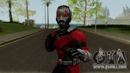 Marvel Future Fight - Ant-Man (ATW) for GTA San Andreas