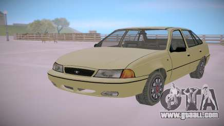 Daewoo Nexia Sedan for GTA San Andreas