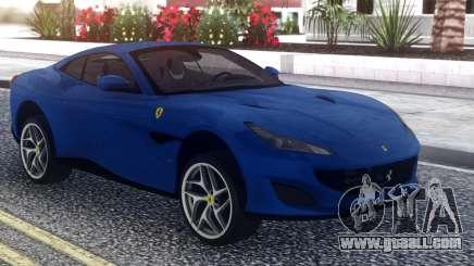 Ferrari Portofino 2018 for GTA San Andreas