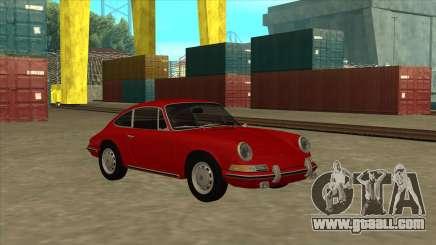 Porsche 901 V1.0 for GTA San Andreas