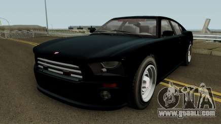 FIB Buffalo GTA 5 for GTA San Andreas