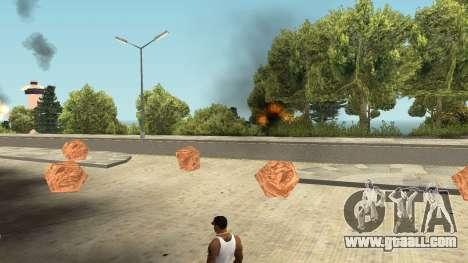 Meteor Mod for GTA San Andreas